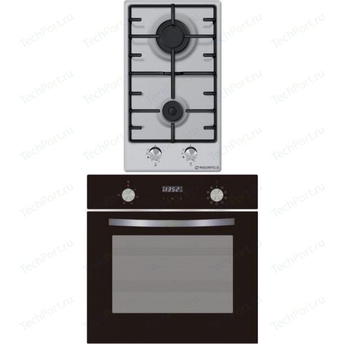 Встраиваемый комплект MAUNFELD EGHS.32.3ES/G + EOEM.589B electric brass cabinet maunfeld eoem 769bg ivory