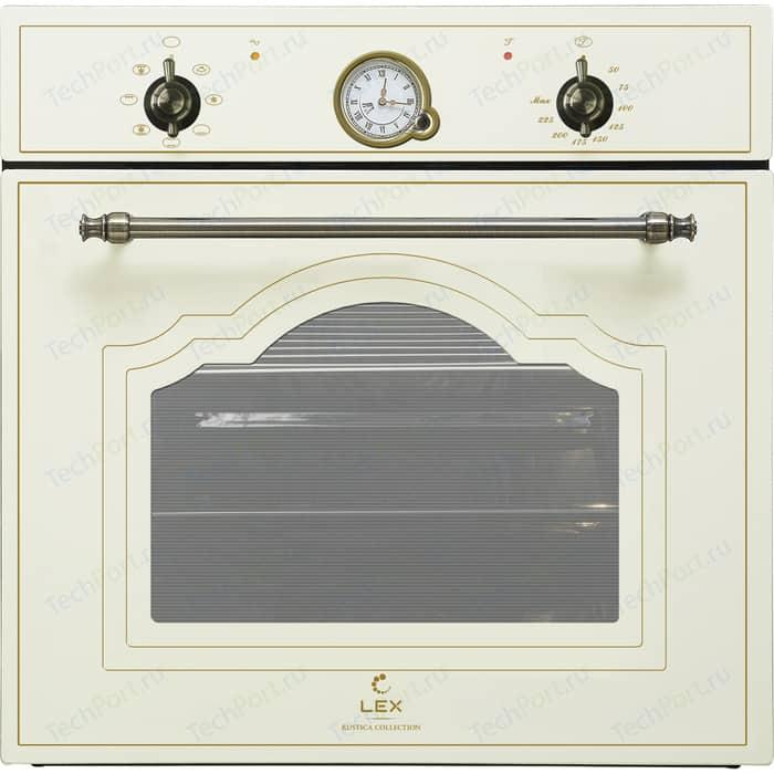 Электрический духовой шкаф Lex EDM 6070C IV Light