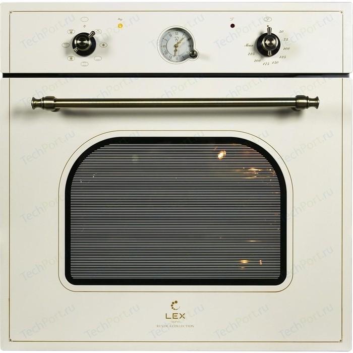 Электрический духовой шкаф Lex EDM 6073C IV Light