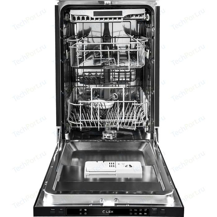 Встраиваемая посудомоечная машина Lex PM 4553
