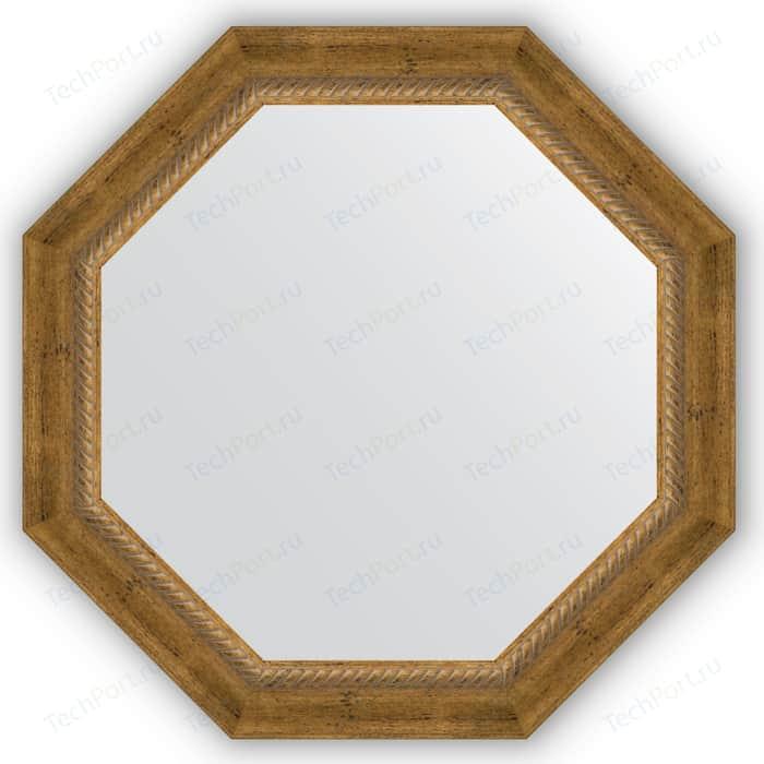 Зеркало в багетной раме Evoform Octagon 63 (BY 3674)