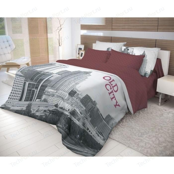 Комплект постельного белья Волшебная ночь евро, ранфорс, Old city (743114)