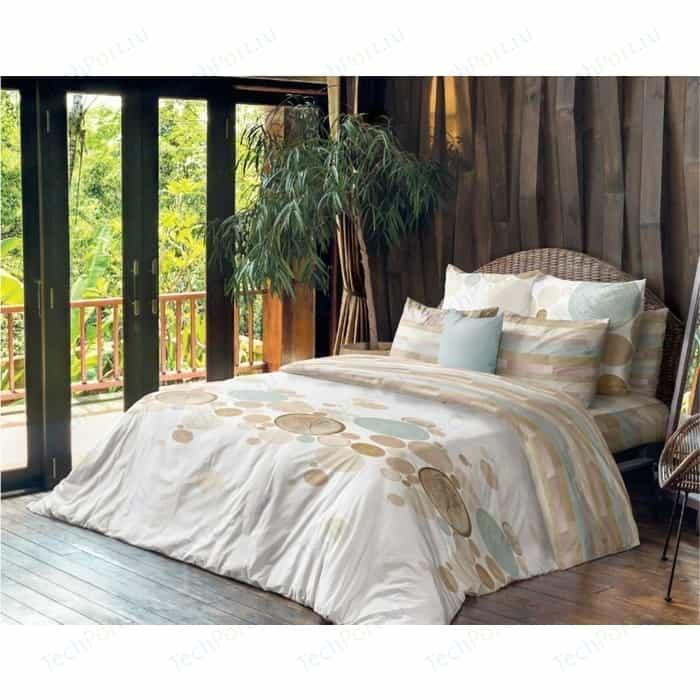 Комплект постельного белья Волшебная ночь семейный, ранфорс, Wood (743125)