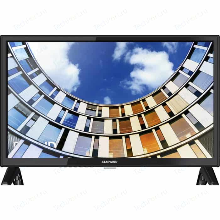Фото - LED Телевизор StarWind SW-LED24BA201 верхний душ timo sw 1060 t chrome