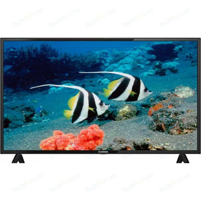 Фото - LED Телевизор StarWind SW-LED43BA201 телевизор starwind sw led50ua403 50 ultra hd 4k