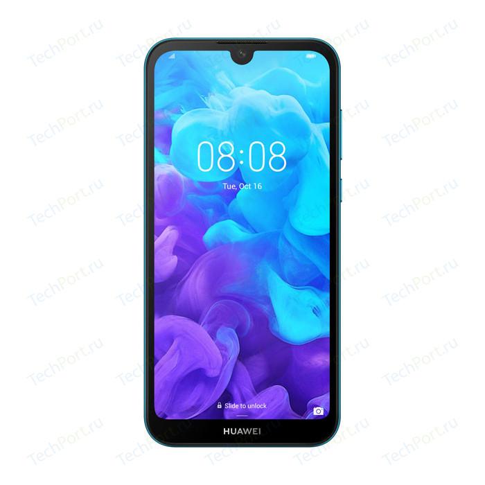 Смартфон Huawei Y5 (2019) 32Gb Blue/ Сапфировый синий