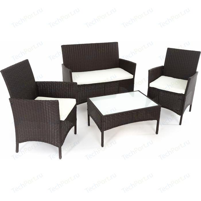 Комплект для отдыха Vinotti T3108 (стол+2 кресла+ диван)