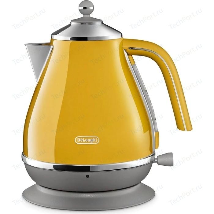 Чайник электрический DeLonghi KBOC 2001.Y