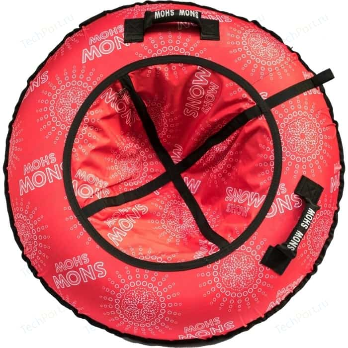 Тюбинг RT Red Sun автокамера, диаметр 118 см