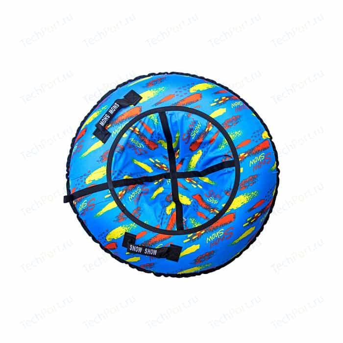 Тюбинг RT Краски на голубом автокамера, диаметр 105 см