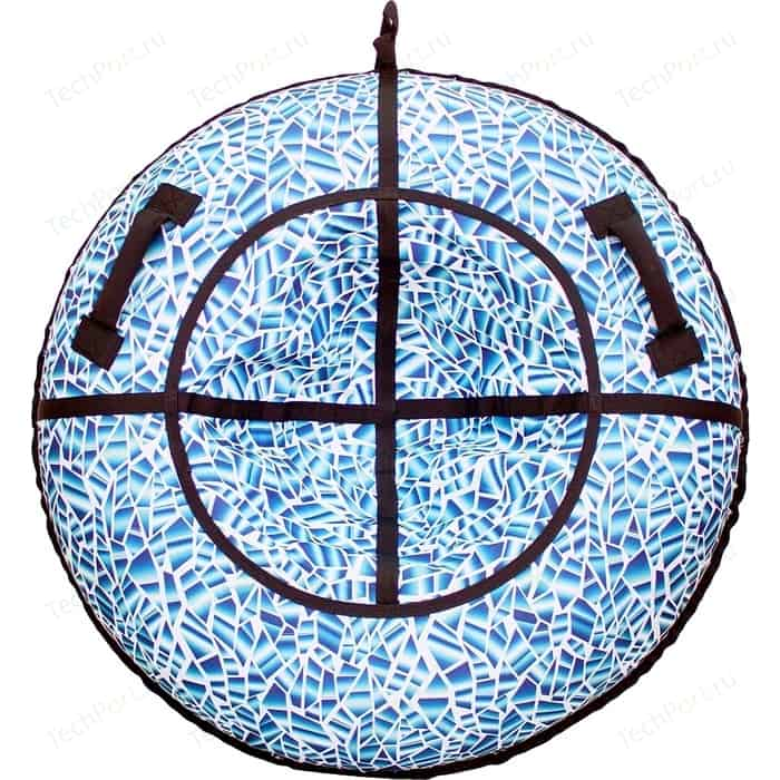 Тюбинг RT Осколки горного хрусталя, диаметр 118 см