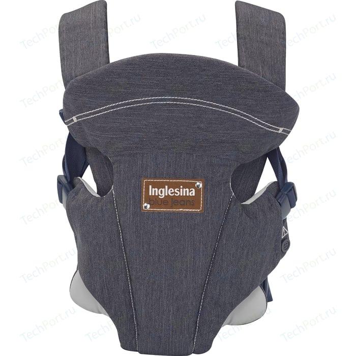Рюкзак кенгуру Inglesina Front цвет Denim