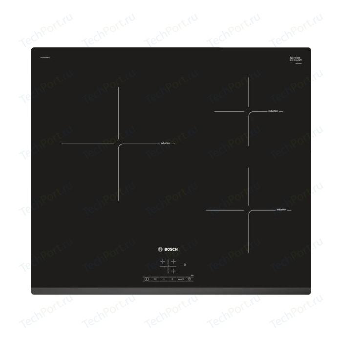 Индукционная варочная панель Bosch Serie 4 PUC631BB1E
