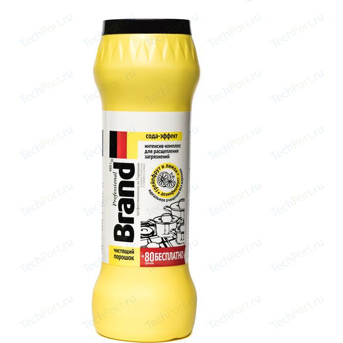Чистящее средство Brand Professional Сода-эффект для керамических, эмалированных и нержавеющих поверхностей 480 г