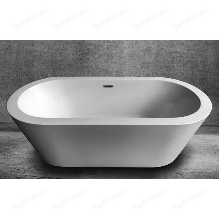 Акриловая ванна Abber 170x80 отдельностоящая (AB9213)