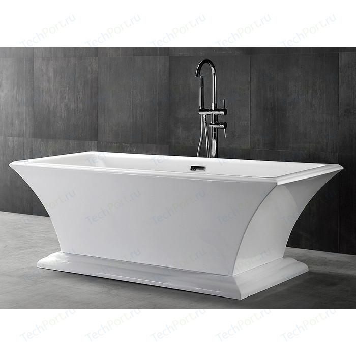 Акриловая ванна Abber 170x80 отдельностоящая (AB9238)