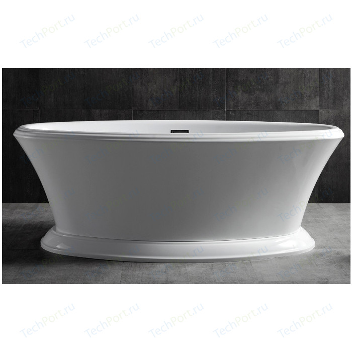 Акриловая ванна Abber 170x80 отдельностоящая (AB9289)