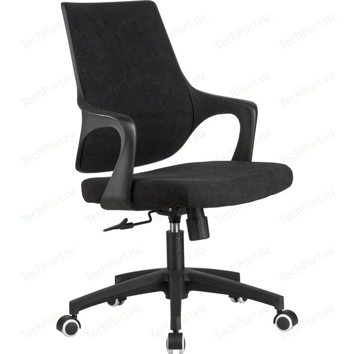 Кресло Riva Chair RCH 928 пластик черный кашемир