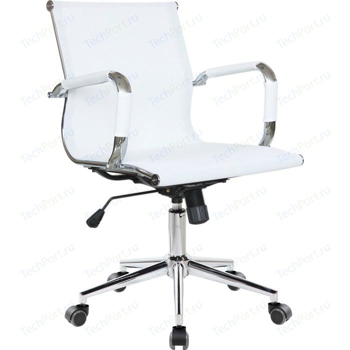 Кресло Riva Chair RCH 6001-2S белая сетка (W-04)