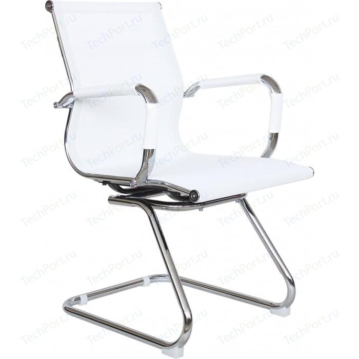 Кресло Riva Chair RCH 6001-3 белая сетка (W-04) кресло riva chair rch 6003 3 camel q 04