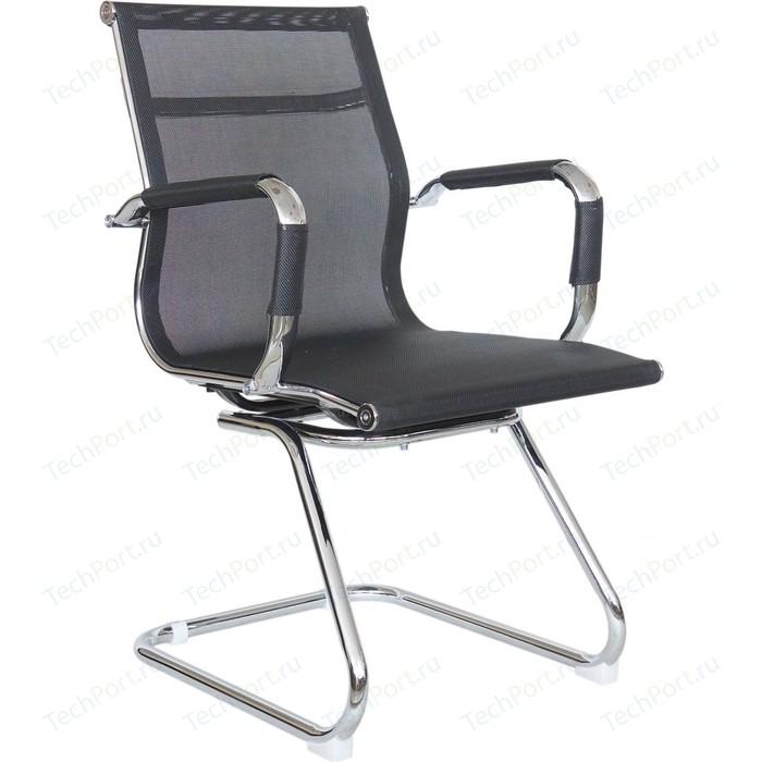 Кресло Riva Chair RCH 6001-3 черная сетка (W-01) кресло riva chair rch 6016 3 светлый беж q 071