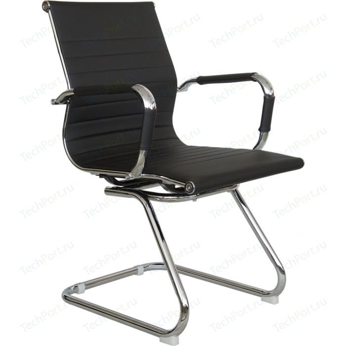 Кресло Riva Chair RCH 6002-3 черный (Q01) кресло riva chair 462te чёрное складное с пюпитром
