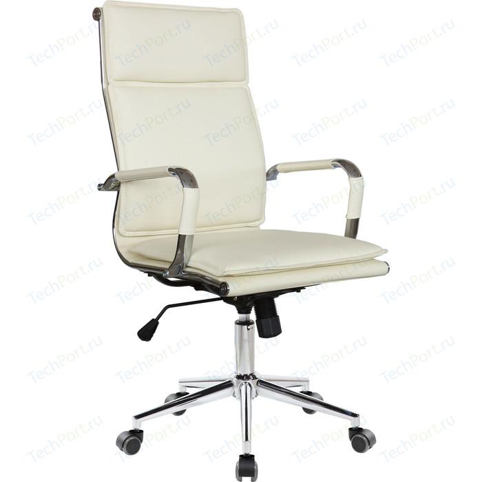 Кресло Riva Chair RCH 6003-1S светлый беж (Q-07) кресло riva chair rch 6003 3 camel q 04