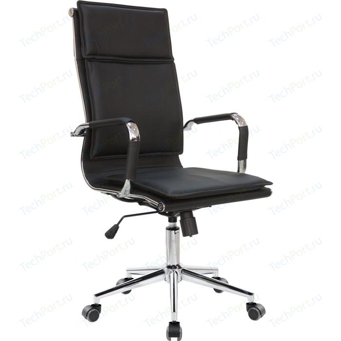 Кресло Riva Chair RCH 6003-1S черный (Q-01) кресло riva chair rch 6016 3 светлый беж q 071