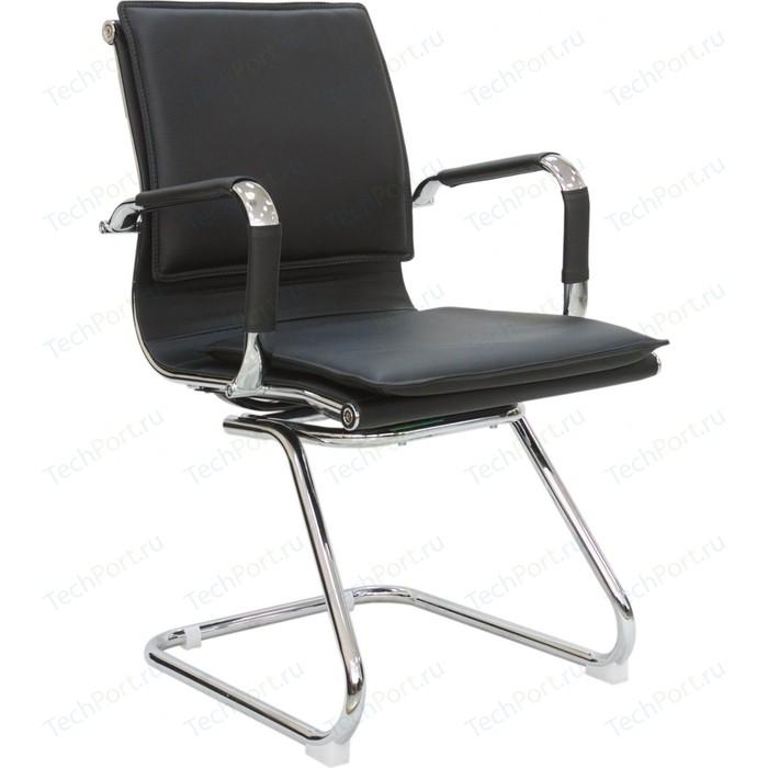 Кресло Riva Chair RCH 6003-3 черный (Q-01) кресло riva chair rch 6016 3 светлый беж q 071