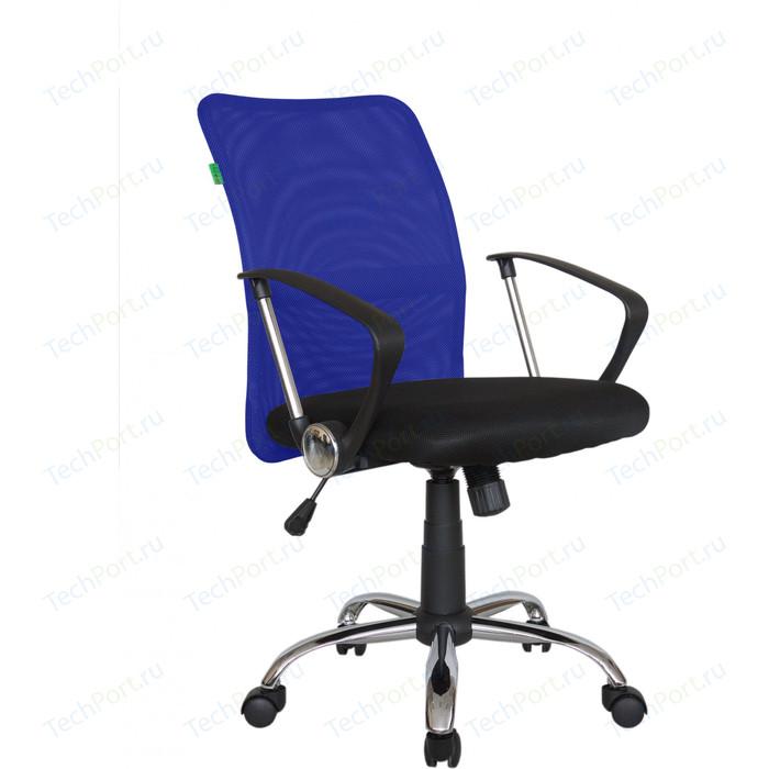 Кресло Riva Chair RCH 8075 синяя сетка