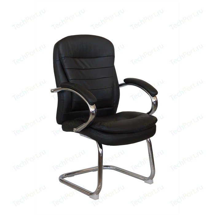 Кресло Riva Chair RCH 9024-4 черный QC-01
