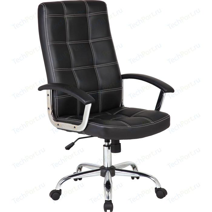 Кресло Riva Chair RCH 9092-1 черный кресло riva chair rch m2001 оранжевое складное