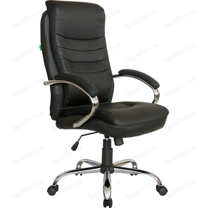 Кресло Riva Chair RCH 9131 черный (QC-01)