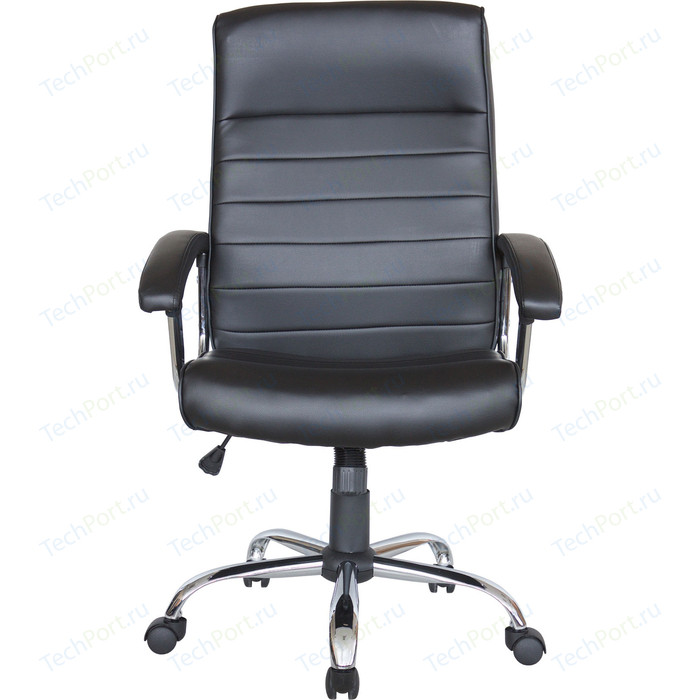 Кресло Riva Chair RCH 9154 черный (QC-01)