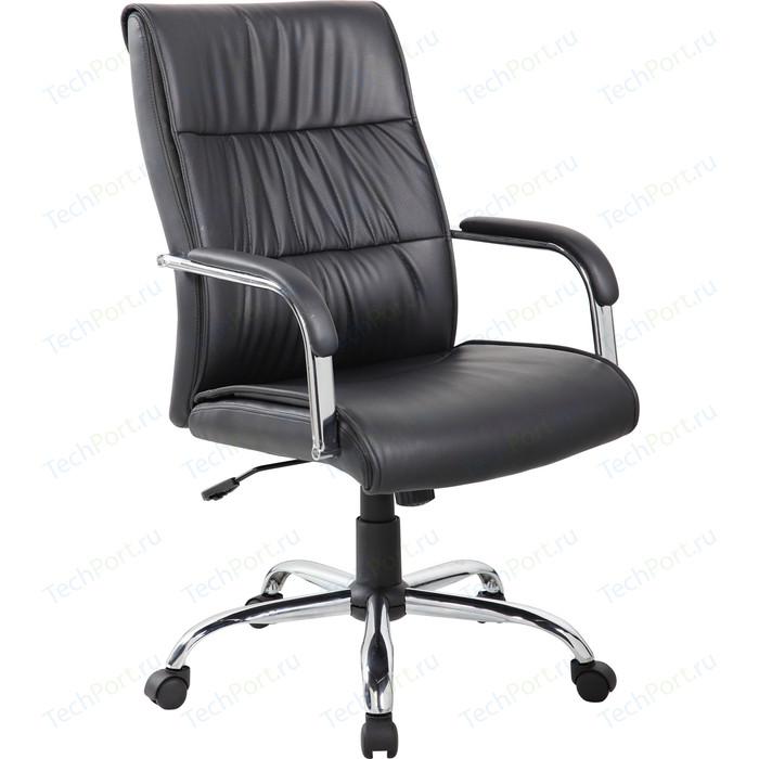 Кресло Riva Chair RCH 9249-1 черный кресло riva chair rch 462te складное черное с пюпитром