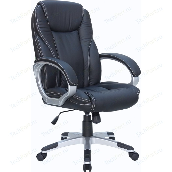 Кресло Riva Chair RCH 9263 Рипли черный (QC-01)