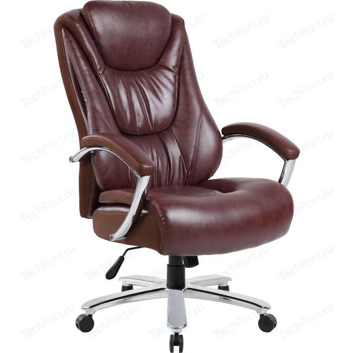 Кресло Riva Chair RCH 9373 коричневый QC-02