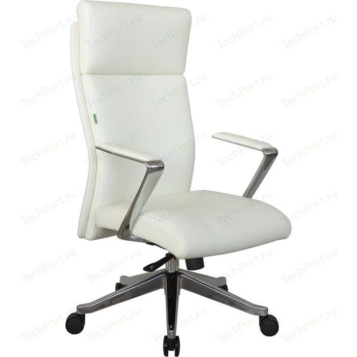 цена на Кресло Riva Chair RCH А1511 натуральная кожа белый (6207)