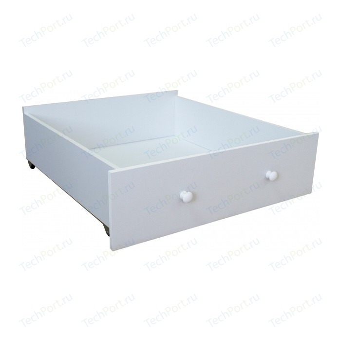 Ящик Можга Красная Звезда Р422 белый (для кроватей Р425 Э белая эмаль, Р424 белый, белый/антрацит, белый/серый)
