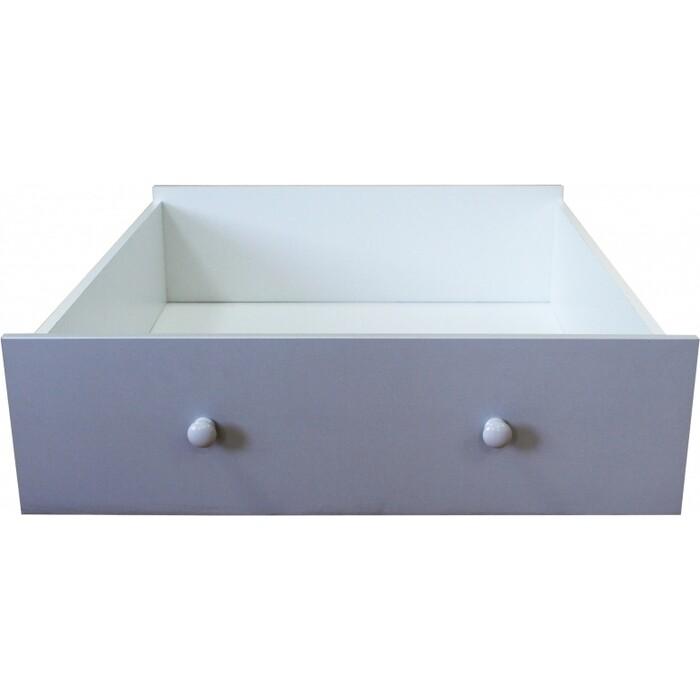 Ящик Можга Красная Звезда Р422 серый (для кровати Р425 белый/серый)