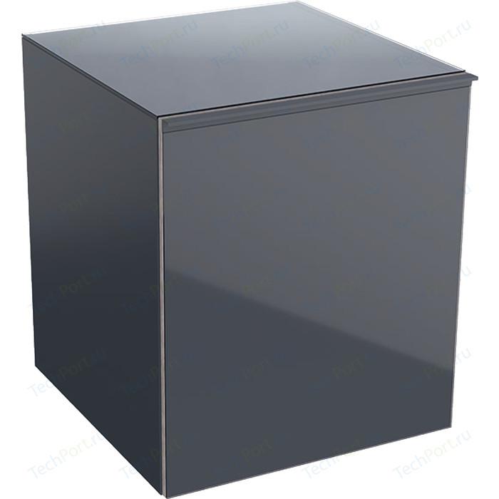 Шкаф навесной Geberit Acanto 45 лавовый матовый (500.618.JK.2)
