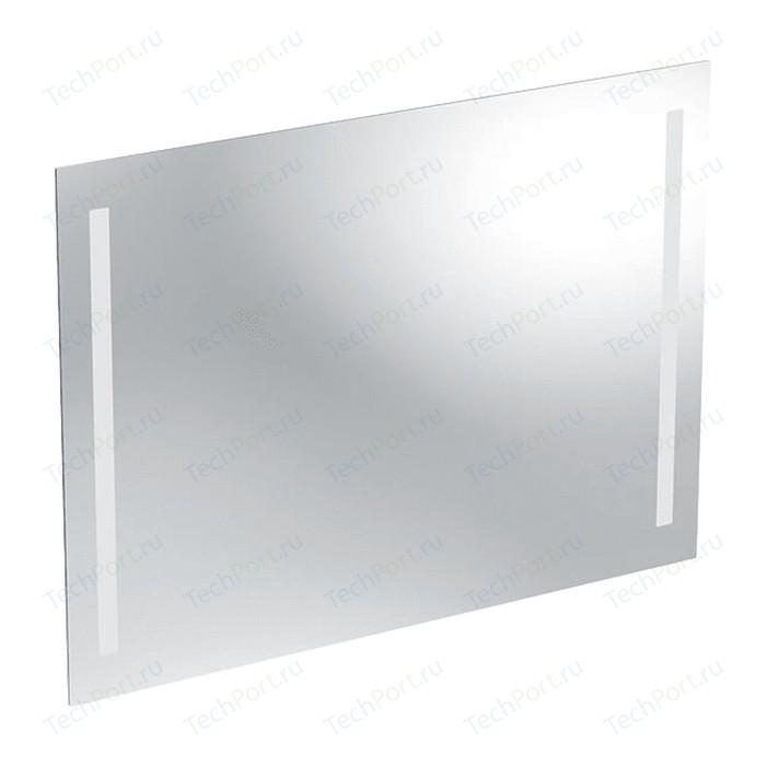 Зеркало Geberit Option 90 с подсветкой (500.589.00.1) зеркало geberit option 60 с подсветкой 500 586 00 1