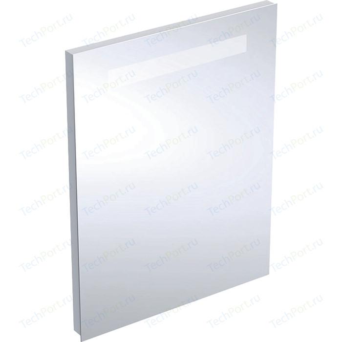 Зеркало Geberit Renova Compact 50 с подсветкой (862350000) зеркало geberit option 60 с подсветкой 500 586 00 1
