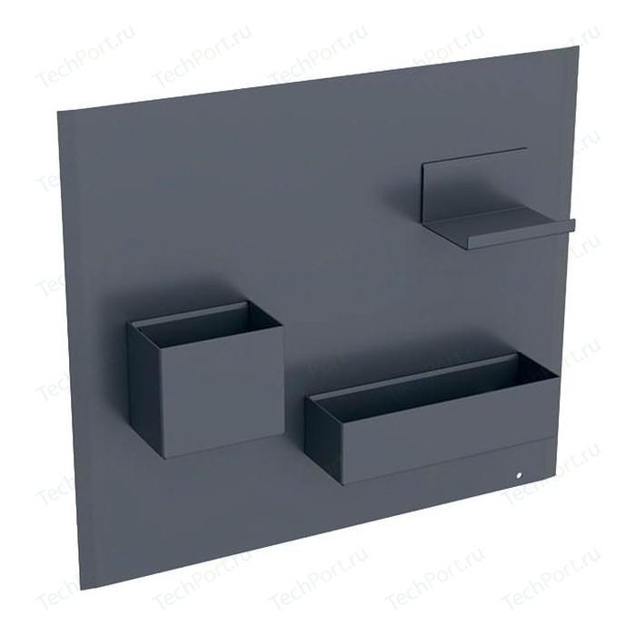 Магнитная доска Geberit Acanto с коробками для хранения (500.649.JK.2)