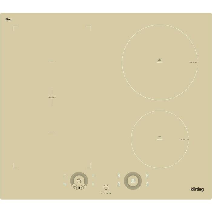 Индукционная варочная панель Korting HIB 64760 BB Smart