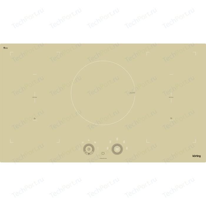 Индукционная варочная панель Korting HIB 95760 BB Smart