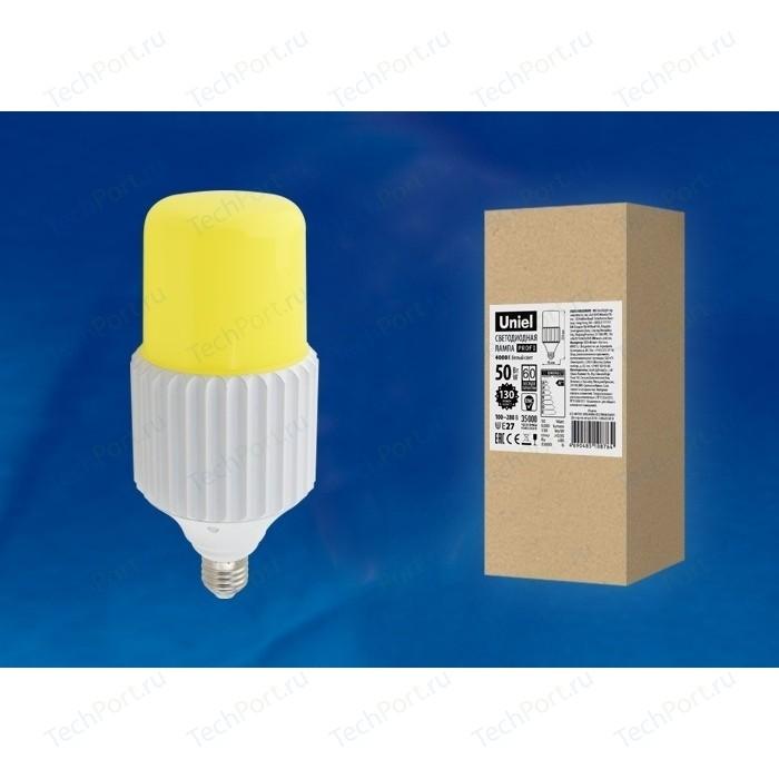 Светодиодная лампа удаленный люминофор Uniel LED-MP200-50W/4000K/E27/PH ALP06WH