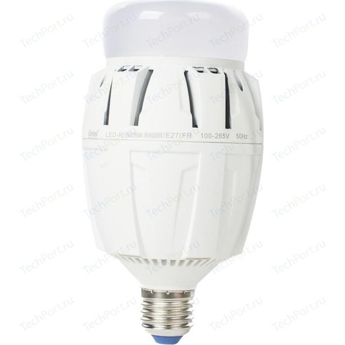 Светодиодная лампа Uniel LED-M88-70W/NW/E27/FR ALV01WH