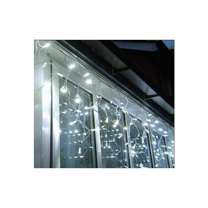 Бахрома светодиодная с эффектом мерцания Uniel ULD-B3010-200/TWK WARMWHITE IP67