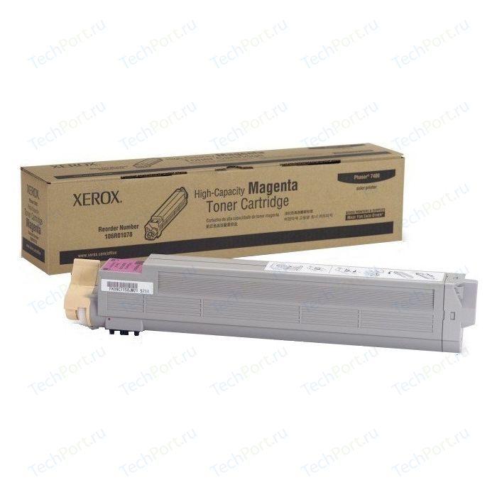 Картридж Xerox magenta Phaser 7400 (106R01078)